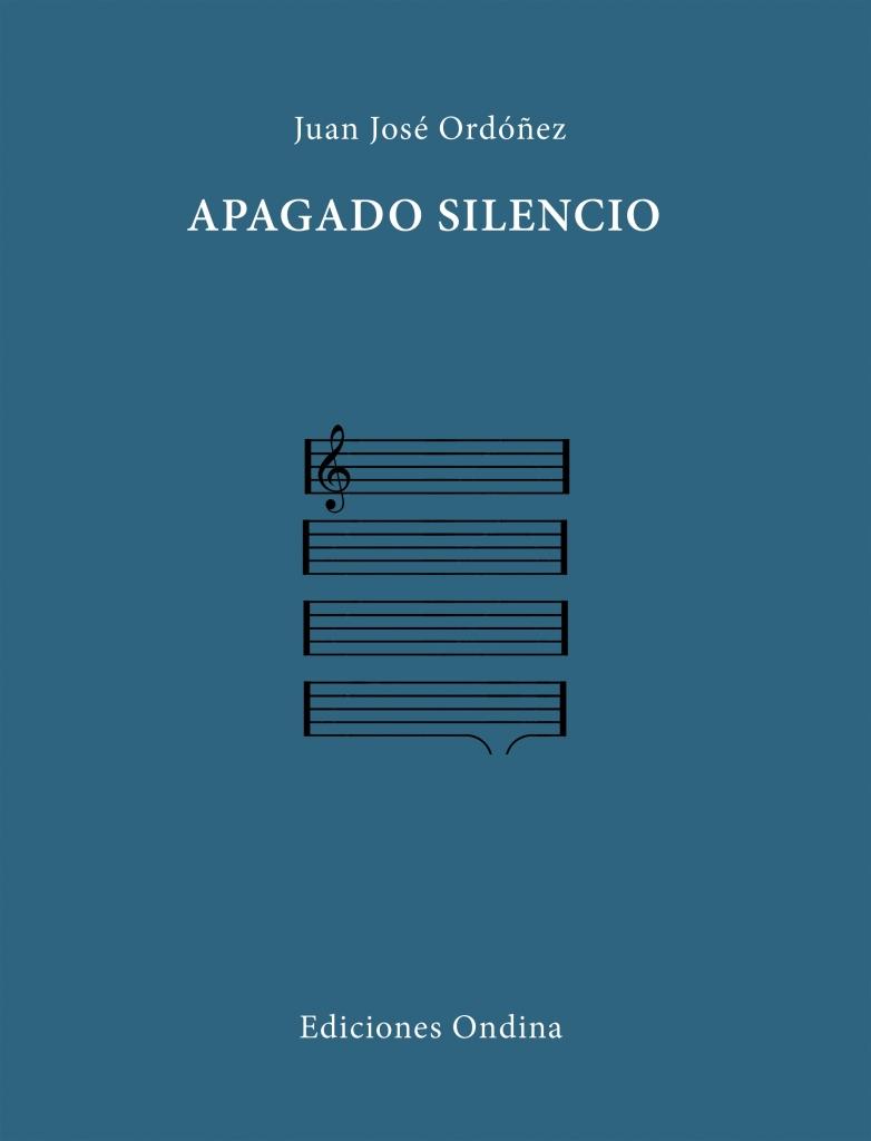 Penúltimo poemario de Juanjo Ordoñez